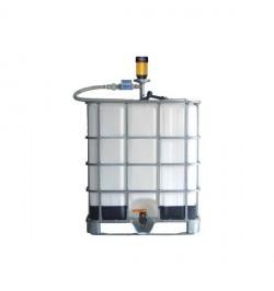 pompe et container 1000 litres