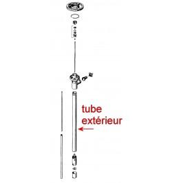 tube extérieur PVC