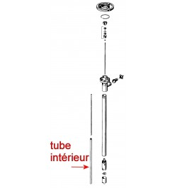 tube intérieur PVDF