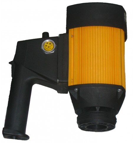moteur 230V - IP44 - 825W + prise batch